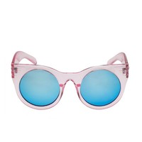Mink Pink Up and Away Pink Sunglasses