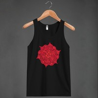 Om Lotus - Grab a Shirt - Skreened T-shirts, Organic Shirts, Hoodies, Kids Tees, Baby One-Pieces and Tote Bags
