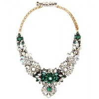 mytheresa.com -  Apolonia crystal necklace - Luxury Fashion for Women / Designer clothing, shoes, bags