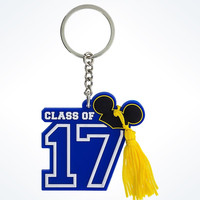 Disney Parks 2017 Class Graduation Keychain New with Tags