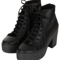 ASTRIX Chunky Platform Boots - New In This Week  - New In