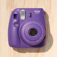 Fujifilm Instax Mini 8 Camera - Grape