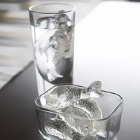 Gamago Cold Fish Ice Cube Tray