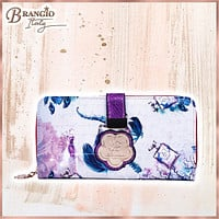 Arosa Fragrance Retro Wallet for Women with Multiple Card Holders