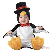 Baby Boy's Costume: Lil Penguin Character 6-12 Months