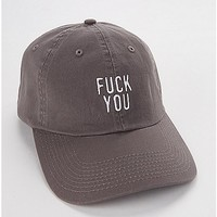 Fuck You Dad Hat - Spencer's