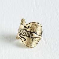 Music Whole Sonata Love Ring by ModCloth