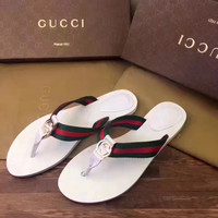 GUCCI: Fashion casual slippers