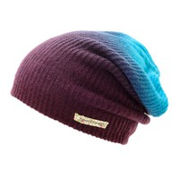 Spacecraft Aurora Purple Fade Beanie