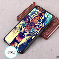 iPhone 5S case iPhone 5c 4S Resin iphone case tiger iPhone 6 plus iPhone 6 case Samsung  Galaxy S3 S4 S5, Note 2/ 3 - s00023