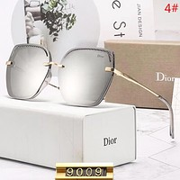DIOR Women Fashion New Polarized Sunscreen Travel Glasses Eyeglasses