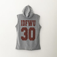 Big sean IDFWU shirt hoodies womens girls teens grunge tumblr blogger hipster swag dope punk instagram Merch christmas gifts