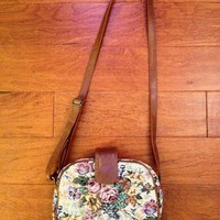 Urban Outfitters Vintage Tapestry Cross Body Bag