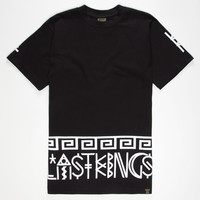 Last Kings Athens Mens T-Shirt Black  In Sizes