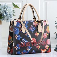 LV Louis Vuitton Hot Selling Classic Ladies One Shoulder Messenger Bag Handbag Shopping Bag 4