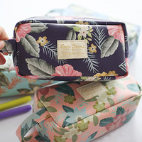 Vitage Pencil Case Simple Large Capacity School Case Pencil Bag Stationery School Supplies Student Favors High Quality Hot Sale