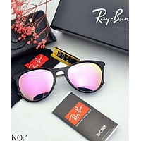 RAYBAN 2018 New Women's Fashion Stylish Colorful Sun Eye F-A-SDYJ NO.1