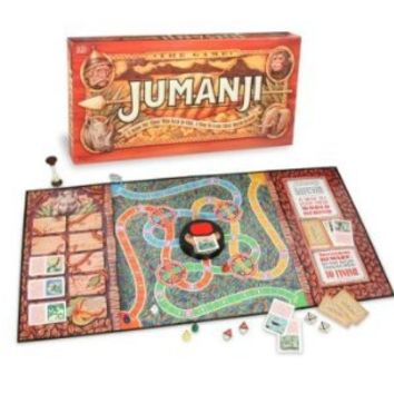Jumanji The Game by None