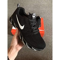 Nike Knitting Fashion Men Casual Breathable Sport Running Sneakers Shoes