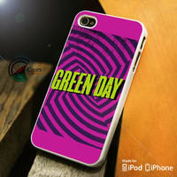 Green Day Cuatro Purple iPhone 4 5 5c 6 Plus Case, Samsung Galaxy S3 S4 S5 Note 3 4 Case, iPod 4 5 Case, HtC One M7 M8 and Nexus Case