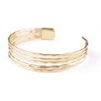 Wind And Water Gold Bracelet