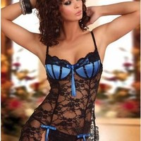 On Sale Cute Hot Deal Cup Sexy Underwear Lace Sleepwear Exotic Lingerie [6595913667]