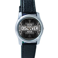 Discover Photographic Illustration Wrist Watch