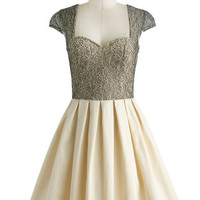 Glimmer and Dancing Dress