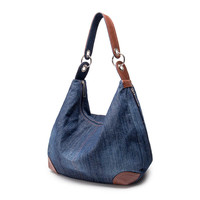 Large Capacity Jeans Tote