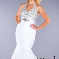 Fabulouss Plus Size 76661F at Prom Dress Shop