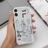 Freedom iPhone 12 Case