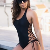 Trunk Bay One Piece Swimsuit