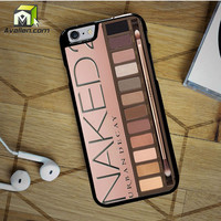 Naked Palette 2 iPhone 6S case by Avallen