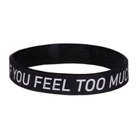 To Write Love on Her Arms Official Online Store - IF YOU FEEL TOO MUCH Bracelet