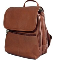 Cape Cod Leather Emery Leather Backpack / Purse