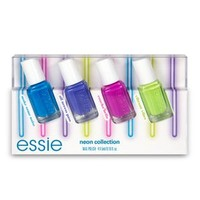 Essie Neon 2015 Mega Mini 4-Piece Set