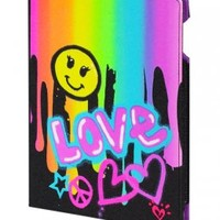 Love Graffiti Protective Tech Case With Stand   Girls Cases & More Electronics   Shop Justice