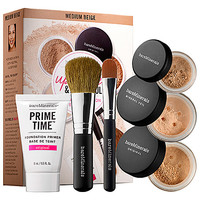 Up Close & Beautiful: 30 Day Complexion Starter Kit - bareMinerals | Sephora