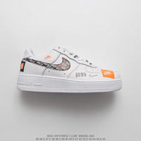 "[ Free  Shipping ]""Just do it ""Nike Air Force 1 Low  Running Sneaker"