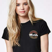 John Galt Malibu Locals Only Crew Neck T-Shirt at PacSun.com