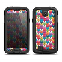 The Color Knitted Samsung Galaxy S4 LifeProof Fre Case Skin Set