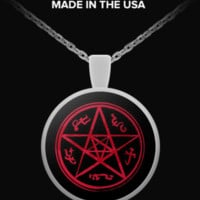 Supernatural necklace spn-necklace
