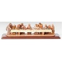 "5.25"" Last Supper Fig Life Of"