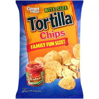 Great Value Bite Size Tortilla Chips, 32 oz - Walmart.com