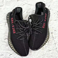 Yeezy Adidas Boost 350 V2 casual fashion tide brand sports shoes F black