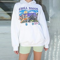 Vintage Chill Since 1993 Hoodie