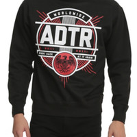 A Day To Remember Worldwide Logo Crew Pullover