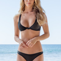 ACACIA SWIMWEAR - Spain Mesh Top | Shadow