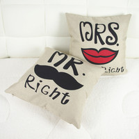 Home Decor Pillow Cover 45 x 45 cm = 4798351940