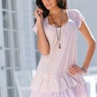 Tunic dress in the VENUS Line of Dresses for Women